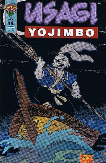 Usagi Yojimbo (1993) 15-A by Mirage