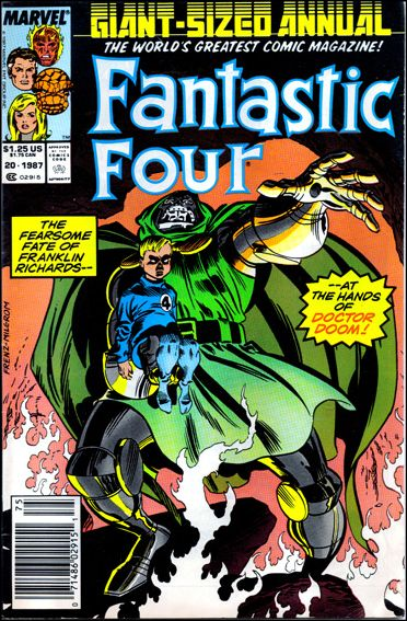 Fantastic Four Annual  20-A by Marvel