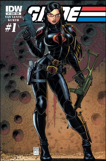 G.I. Joe (2013) 1-E by IDW