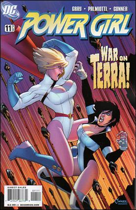 Power Girl (2009) 11-A by DC