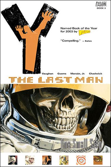 Y: The Last Man 3-D by Vertigo