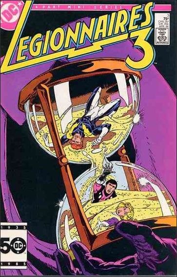 Legionnaires Three 3-A by DC