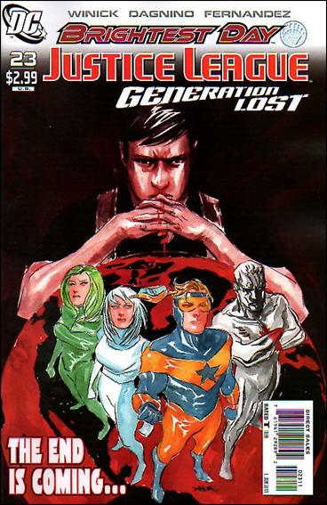 Justice League: Generation Lost 23-A by DC