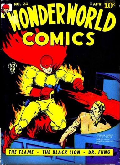 Wonderworld Comics 24-A by Fox