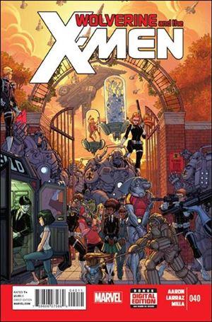 Wolverine & the X-Men (2011) 40-A