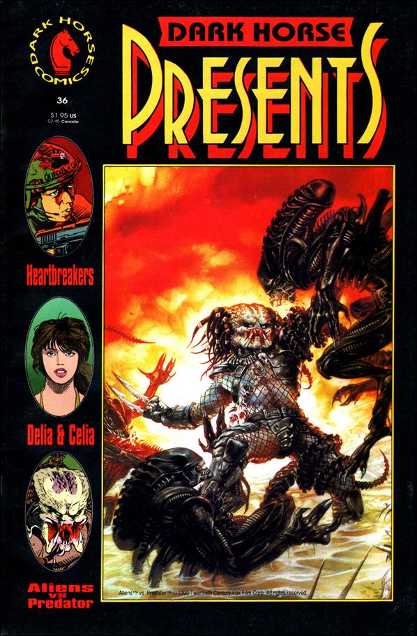 Dark Horse Presents (1986) 36-B by Dark Horse