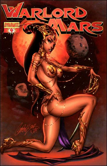 Warlord of Mars 4-A by Dynamite Entertainment
