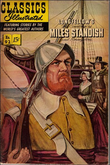 Classic Comics/Classics Illustrated 92-B by Gilberton