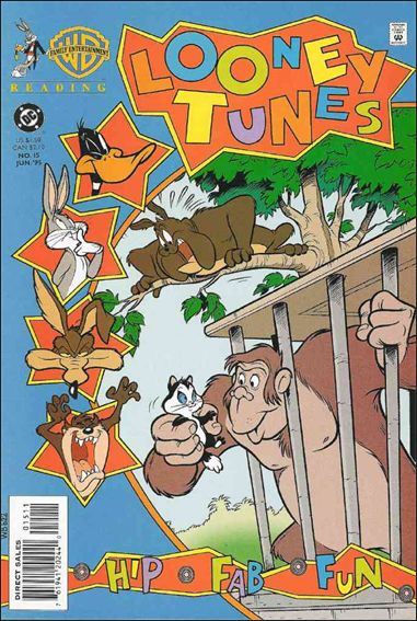 Looney Tunes (1994) 15-A by DC