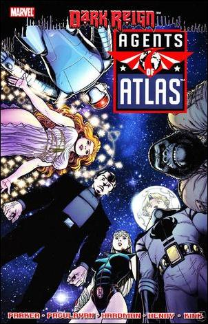 Agents of Atlas: Dark Reign nn-A by Marvel