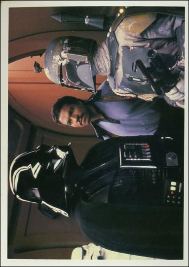 Empire Strikes Back Photo Cards (Base Set) 6-A by Topps