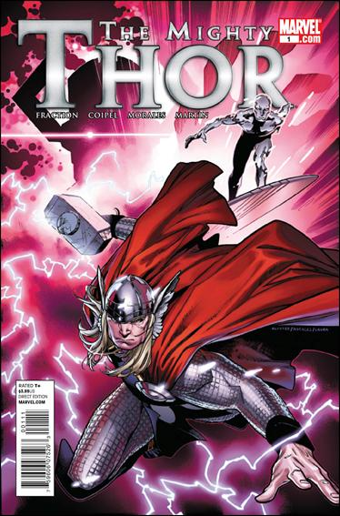 Mighty Thor 1-A by Marvel