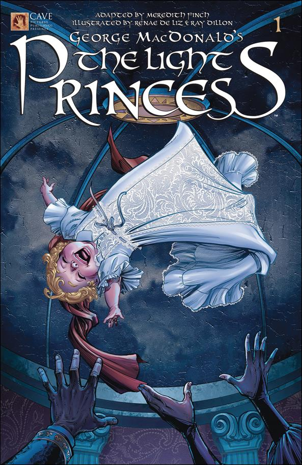 George MacDonald's The Light Princess 1-B by Cave Pictures Publishing