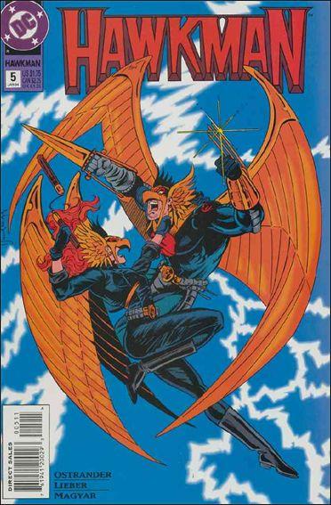 Hawkman (1993) 5-A by DC