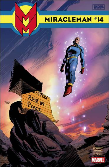Miracleman (2014) 14-C by Marvel