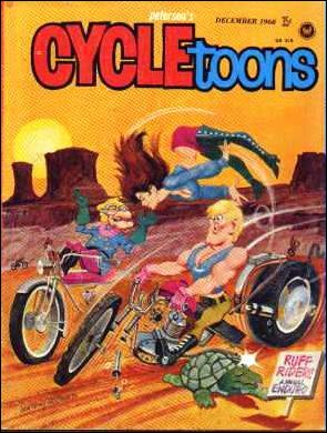 Cycletoons 6-A by Petersen