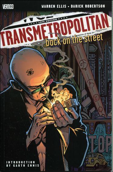 Transmetropolitan (1998) 1-E by Vertigo