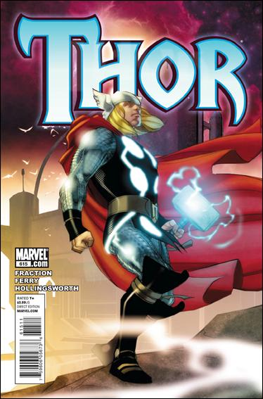 Thor (1966) 615-A by Marvel