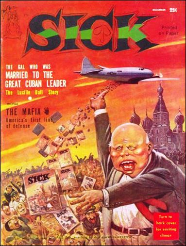 Sick (1960) 3-A by Prize