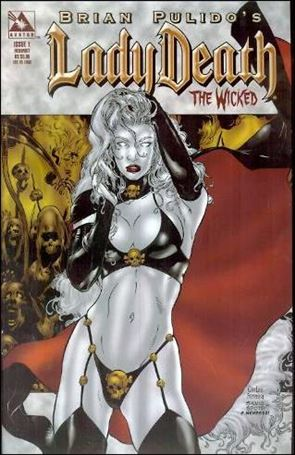 Brian Pulido's Lady Death: The Wicked 1-I