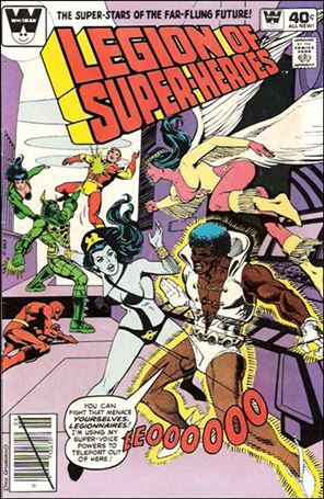 Legion of Super-Heroes (1980) 264-B