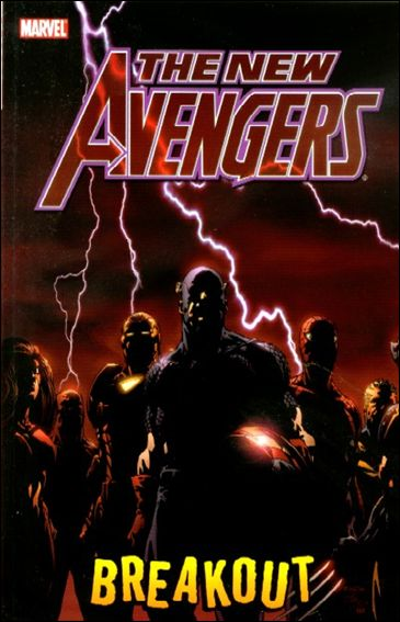 New Avengers 1-A by Marvel