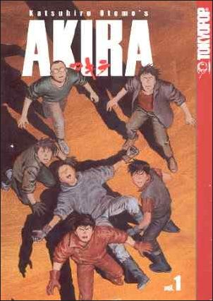 Akira Cine-Manga 1-A by Tokyopop