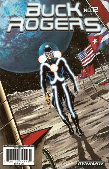 Buck Rogers (2009) 12-B by Dynamite Entertainment