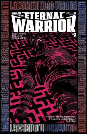 Wrath of the Eternal Warrior 9-A