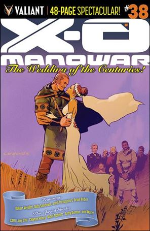 X-O Manowar (2012)  38-B