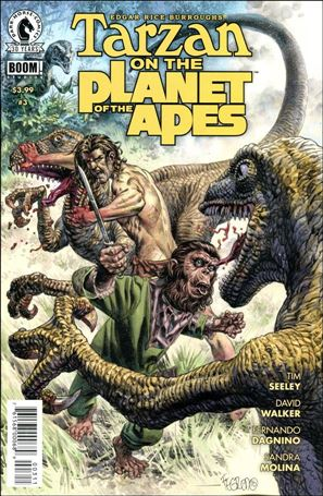 Tarzan on the Planet of the Apes 3-A