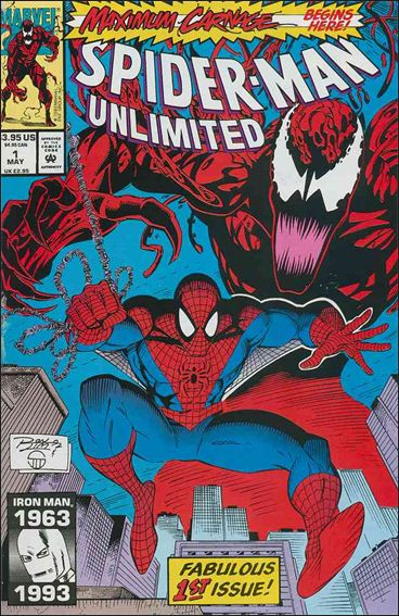 Spider-Man Unlimited (1993) 1-A by Marvel