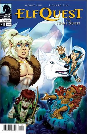 ElfQuest: The Final Quest 11-A