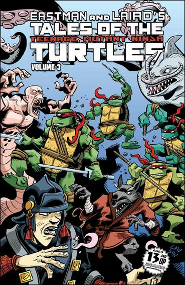 Tales of the Teenage Mutant Ninja Turtles (2012) 3-A by IDW