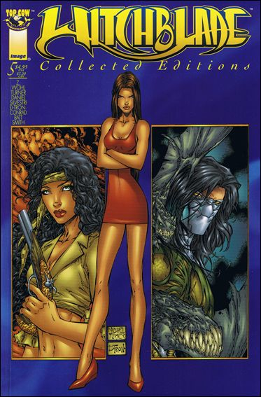 Witchblade Collected Edition 5-A by Top Cow
