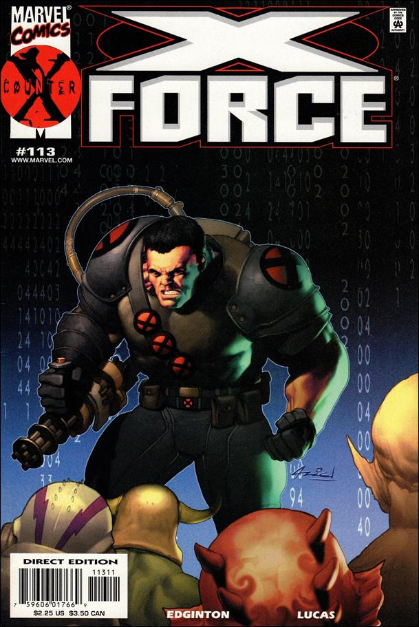 X-Force (1991) 113-A by Marvel
