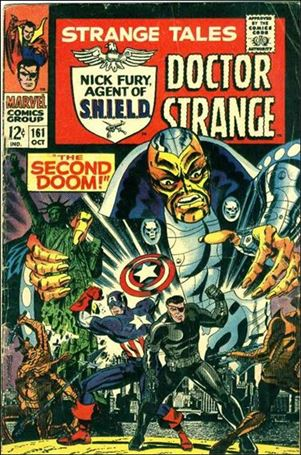 Strange Tales (1951) 161-A