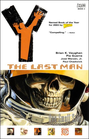 Y: The Last Man 3-C by Vertigo