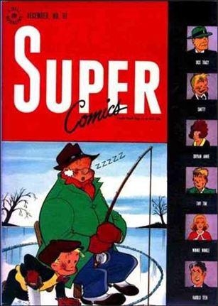 Super Comics (1938) 91-A