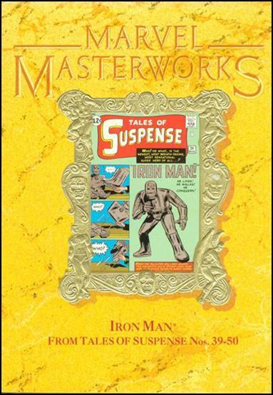 Marvel Masterworks: The Invincible Iron Man 1-D by Marvel