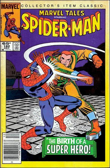Marvel Tales (1966) 182-A by Marvel