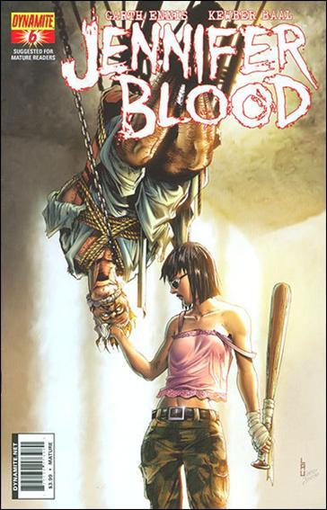 Jennifer Blood 6-B by Dynamite Entertainment