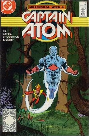 Captain Atom (1987) 11-A