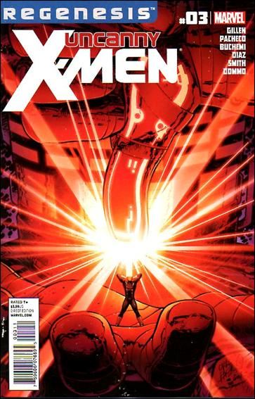 Uncanny X-Men (2012) 3-A by Marvel