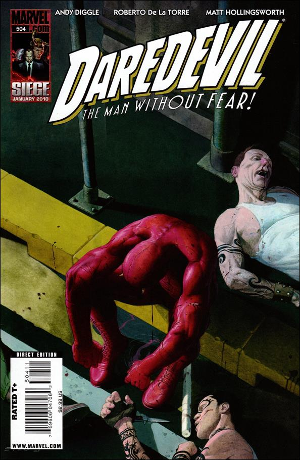 Daredevil (1964) 504-A by Marvel