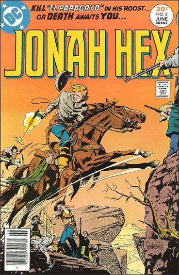 Jonah Hex (1977) 2-A by DC