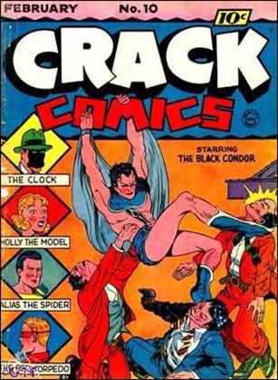 Crack Comics 10-A