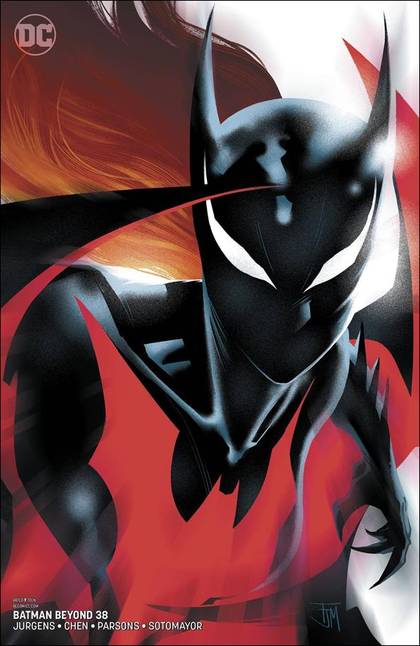 Batman Beyond (2016) 38-B by DC