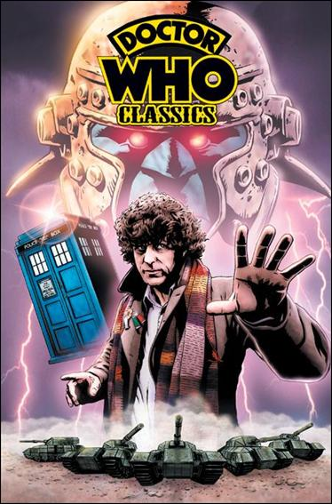 Doctor Who Classics 1-A by IDW