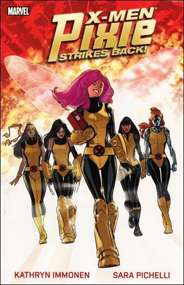 X-Men: Pixie Strikes Back nn-A by Marvel